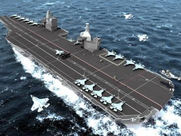 クイーンエリザベス級航空母艦