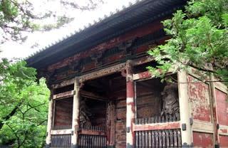旧有章院霊廟二天門 - flow Trip...