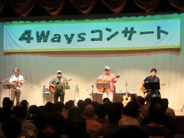 4Ways コンサート