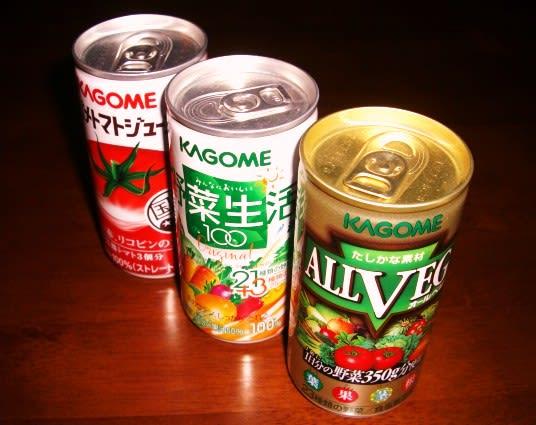 野菜ジュース ランキング