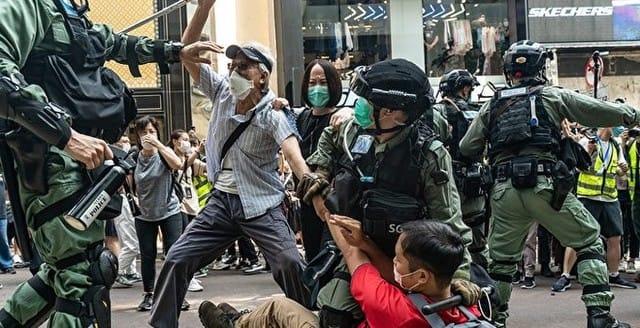 治安維持,中国,国家安全法,米中衝突,アメリカ中国,米国,香港特別優遇地位剥奪,中国,安保理,米国法の特別地位,香港人権法案,国連安保理,民主派デモ,HONGKONG,