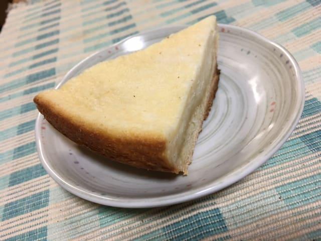 ケーキ 作る チーズ フライパン で