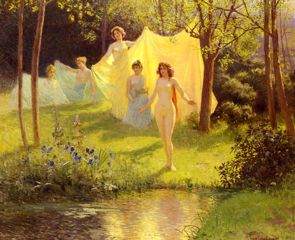 ジーン・ボデュアン 1851 ~ 1916