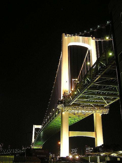 レインボーブリッジ 夜景