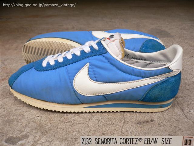 outlet store fbaa9 a3754 SENORITA CORTEZ - Vintage Nike Collection