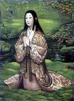 細川ガラシャ 夫の激しい嫉妬故に身を滅ぼした美貌の細君 (1563 ...