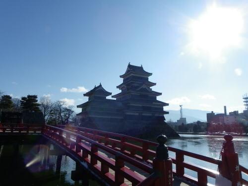 松本城 2012/1/30
