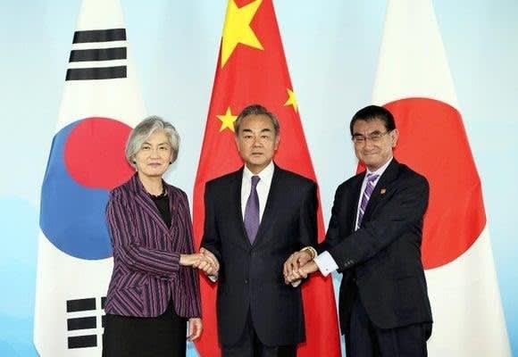 韓国反応 アンテナ