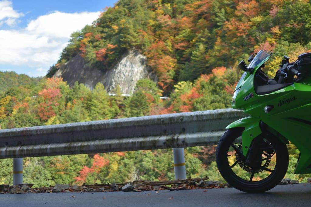 海と山のキャンプツーリング ③ - オートバイで旅して観たものの記録