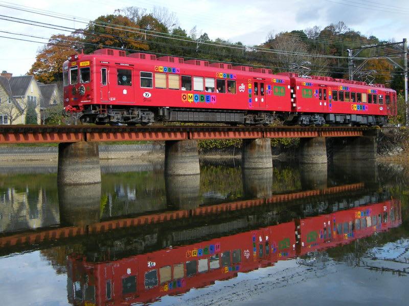 和歌山電鐵「おもちゃ電車」
