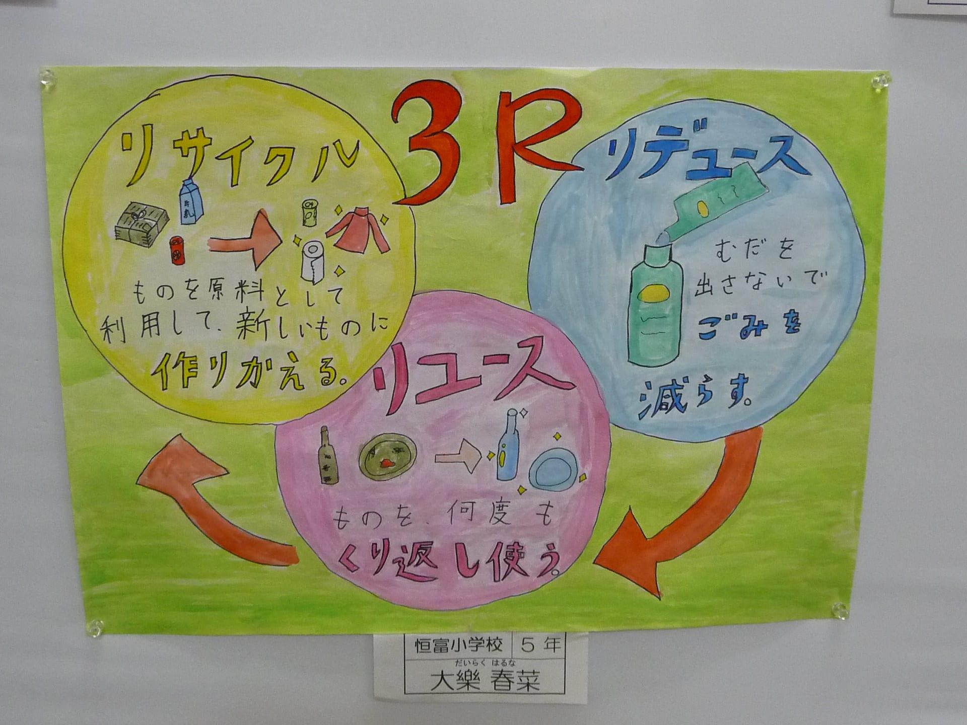ごみ の 減量 と リサイクル