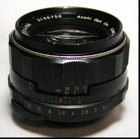 第168沼】super-Takumar 50mm f1 4の前期型、後期型?たっちゃん