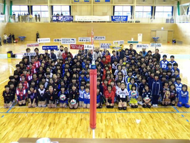 陸前高田市バレーボール協会のブログ(岩手県)