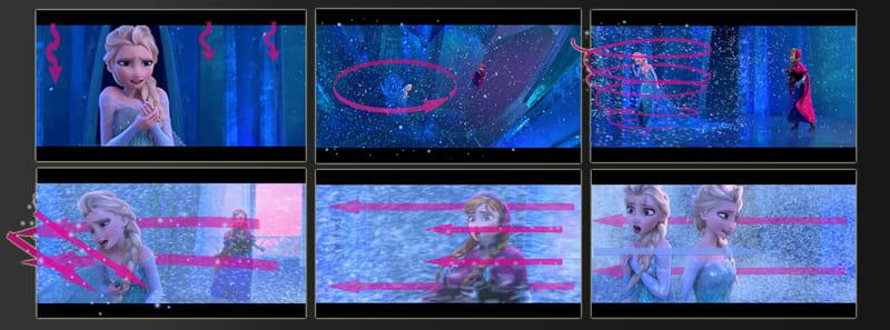 3D映像で飛び出す、ディズニー美女たち! - 総天然色・魔人スドォの ...