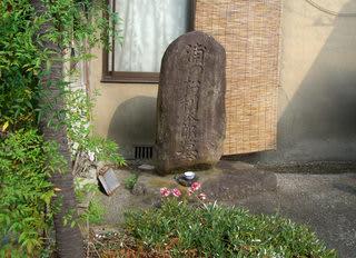 力士(浦の柗利太郎)の墓