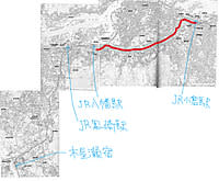 Nagasakikaidou_1map