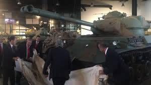 陸上自衛隊,陸自創立70周年,警察予備隊,M24チャーフィー,61式戦車,74式戦車,豊和M1500,64式小銃,東宝,ゴジラ,60式自走無反動, 戦車戦,戦車,装甲車,AFV,防衛,乗り物,乗り物の話題,