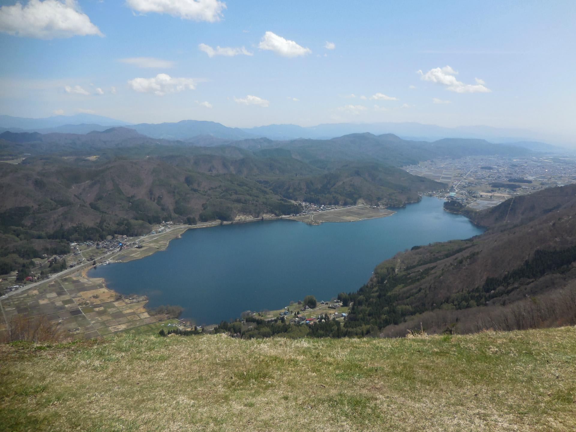 小熊山林道から仁科三湖サイクリング - おやじチャリダー
