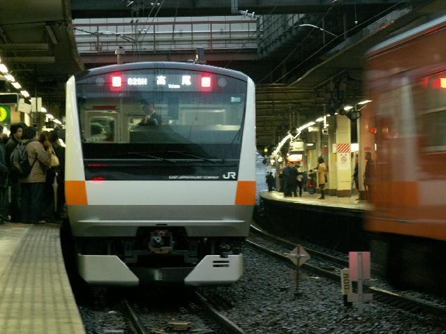 2006年12月26日,E233系,営業運...