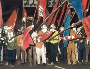 2011 06 12『 帝国主義 』 を粉砕するぞ おおおお~。【わが郷】