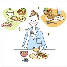 「朝からそれ!?変わった朝食 ←この記事ど」の質問画像