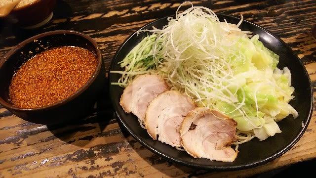 広島 つけ麺 ばくだん 屋