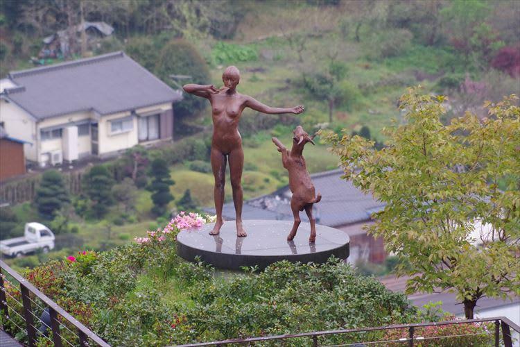 津奈木町の舞鶴城公園へ - バボザル