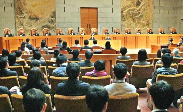 2017 12 06 契約義務づけ規定は合憲 最高裁大法廷【岩淸水・保管記事】