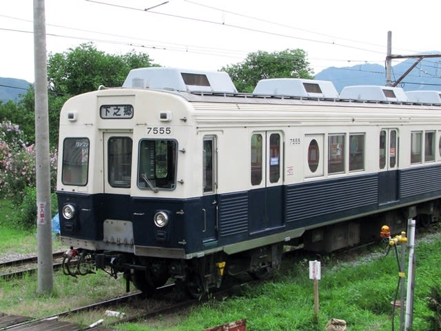 上田電鉄7200系7255F_2