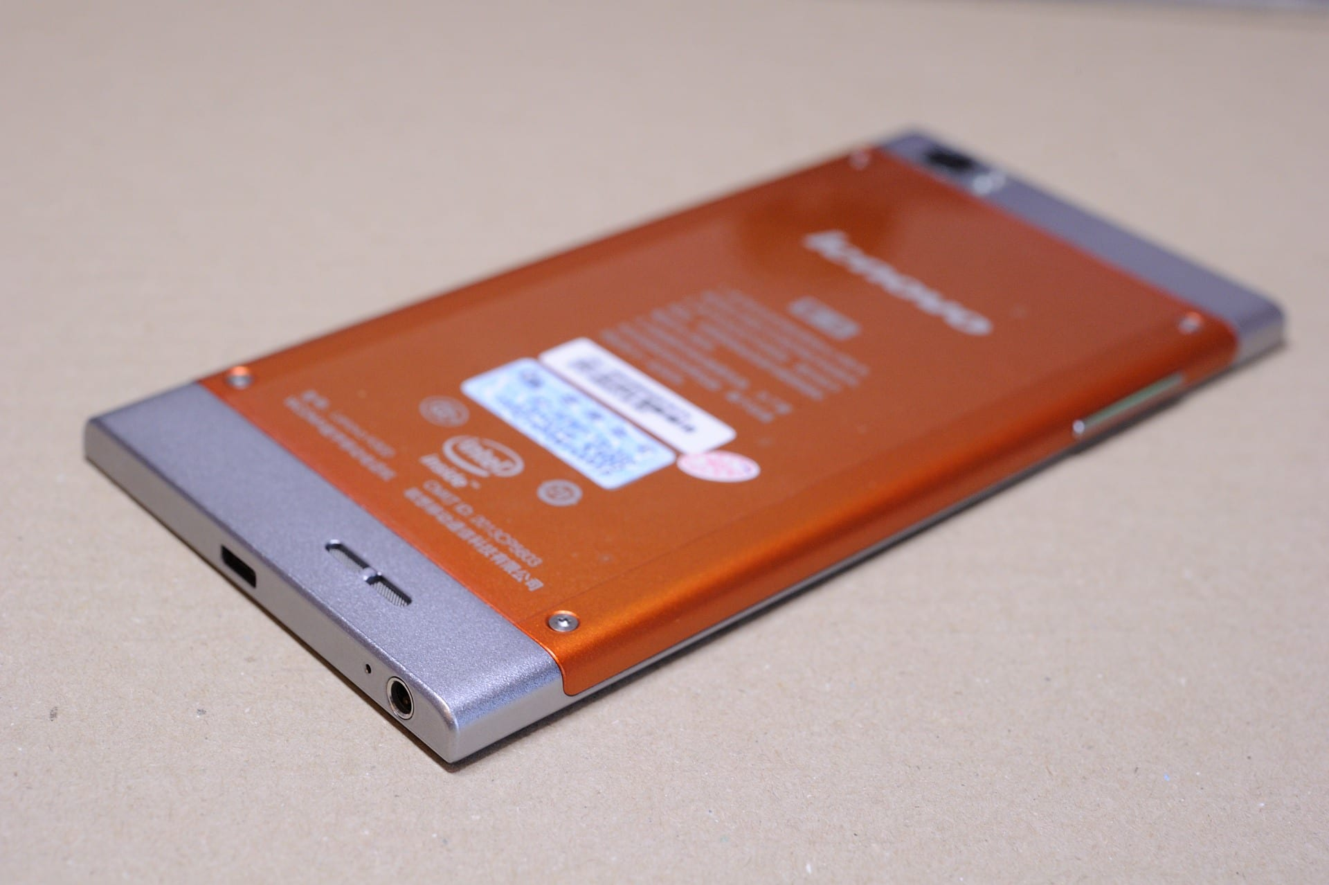 Lenovo K900 Orange Log On Baterai Double Power A708a859 Battery Original K900orange