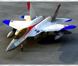 "X-2【岩淸水・防衛省装備】「先進技術実証機""ATD−X""」(通称・心神=しんしん)"