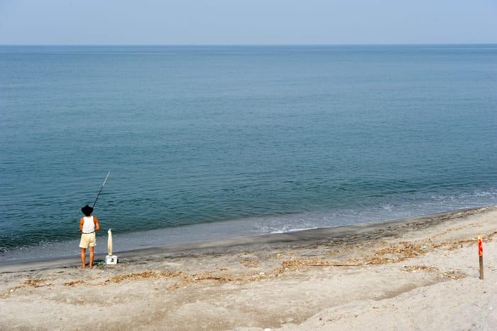 鹿児島 キス 釣り