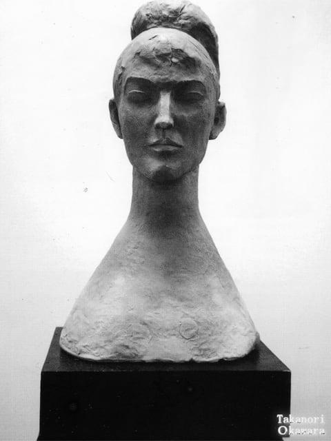 現代彫刻家】「グレコのように」【テラコッタ彫刻】 - <彫刻家>大河原 ...