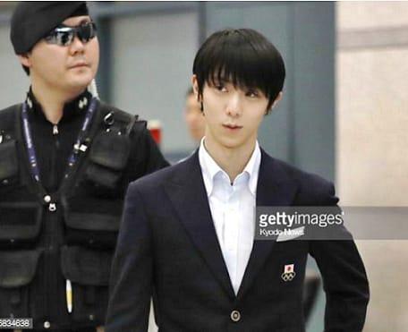 PyeongChang2018 Yuzuru Hanyu