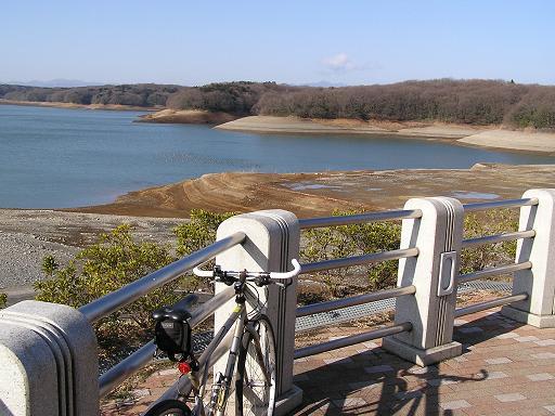 狭山湖 サイクリング