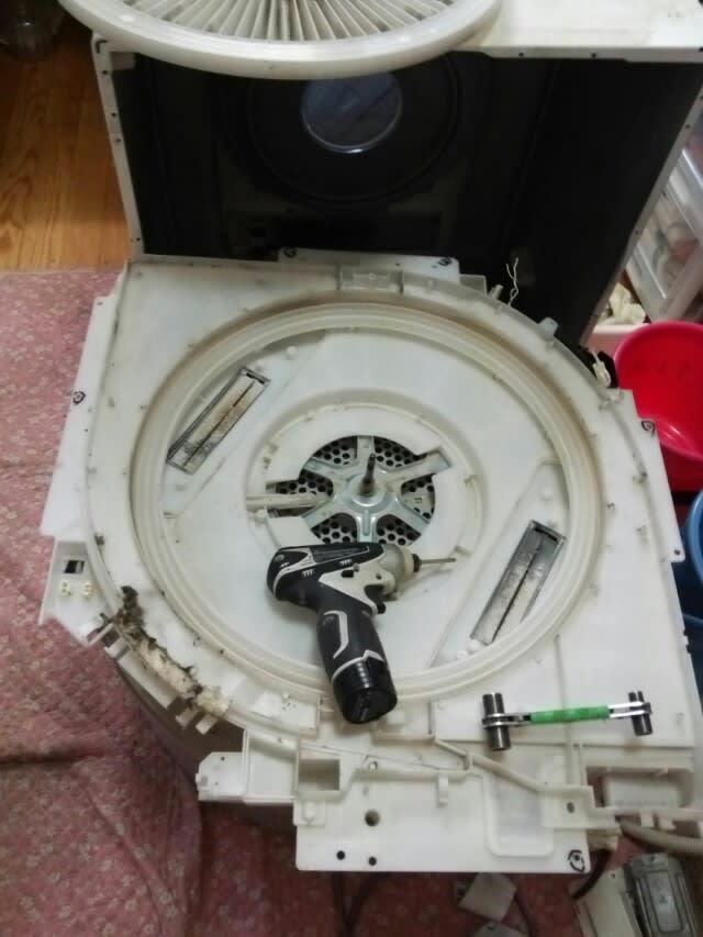 パナソニックの衣類乾燥機修理 - トモエデンキのブログです ...