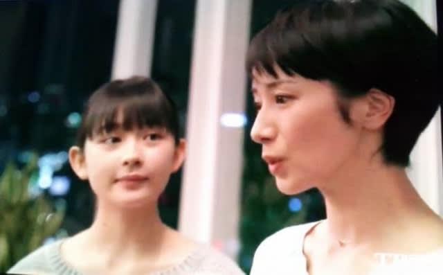 1話 新妻聖子3話 保坂知寿5話 吉沢梨絵とミュージカル女優も出ている。