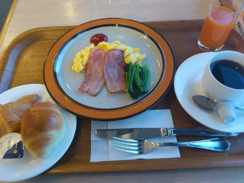 朝食@桑名