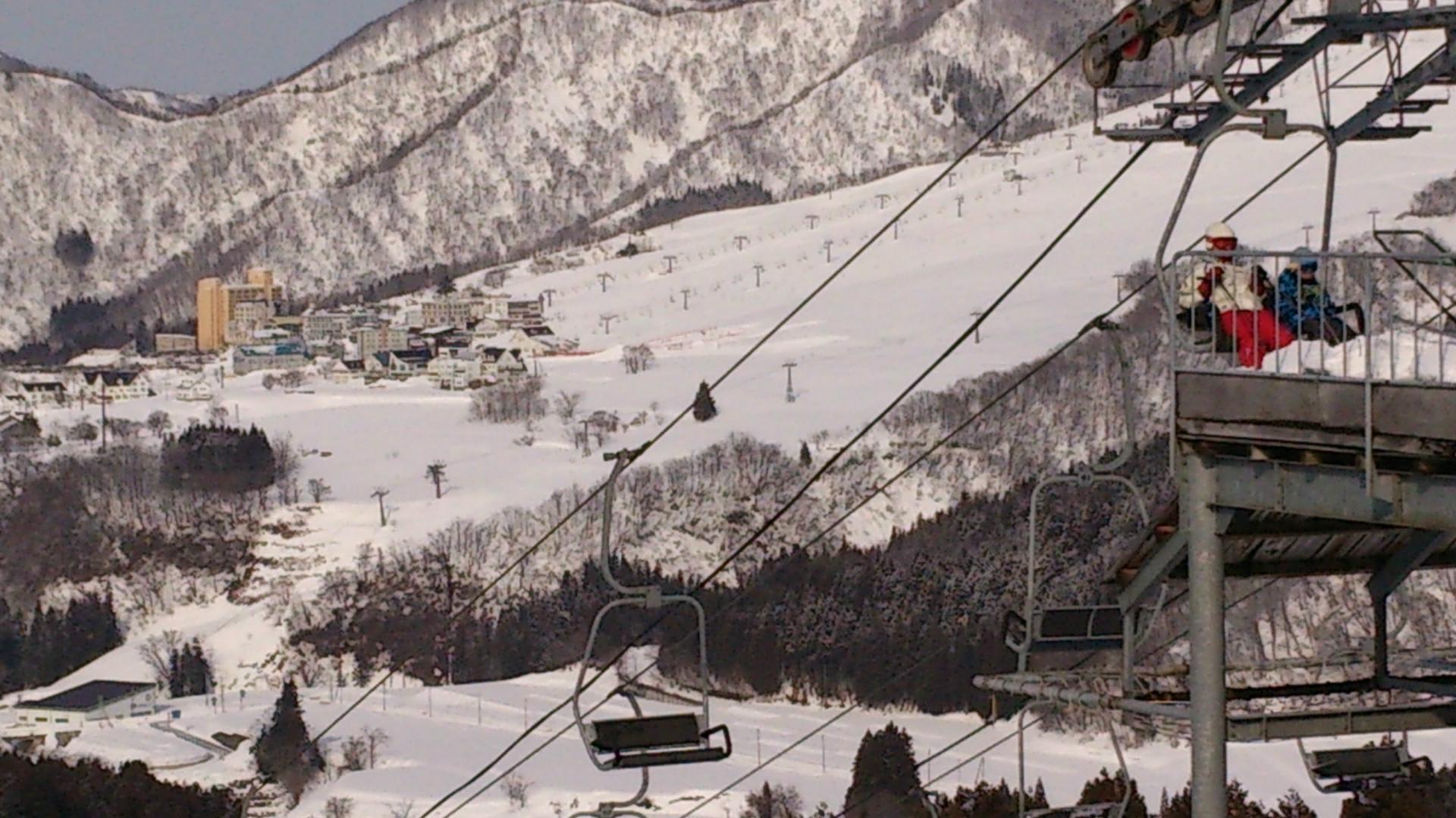 湯沢 パーク スキー 場
