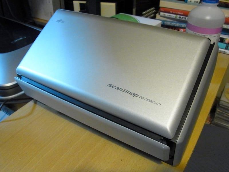 03月23日 ScanSnap S1500