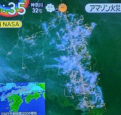 topic~アマゾン森林火災 ほか , メランコリア