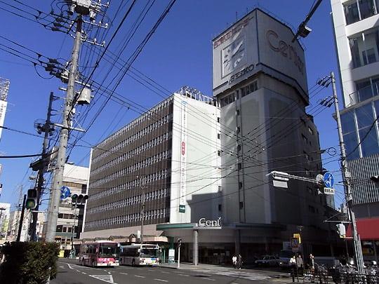 新静岡センター 1 - 都市徘徊blo...
