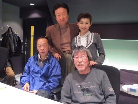 作詞家の仁井谷俊也先生。 - 小...