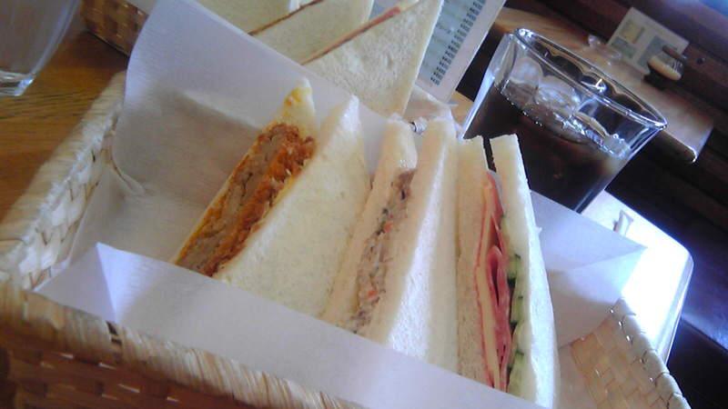 今日のサンドーレ