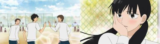 君に届け 第9話「新しい友達」 - 恋華(れんか)