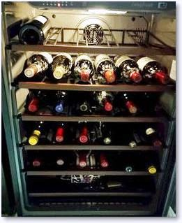 フォル スター ワイン セラー