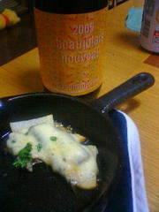 オイルサーディンとポテトのチーズ焼き