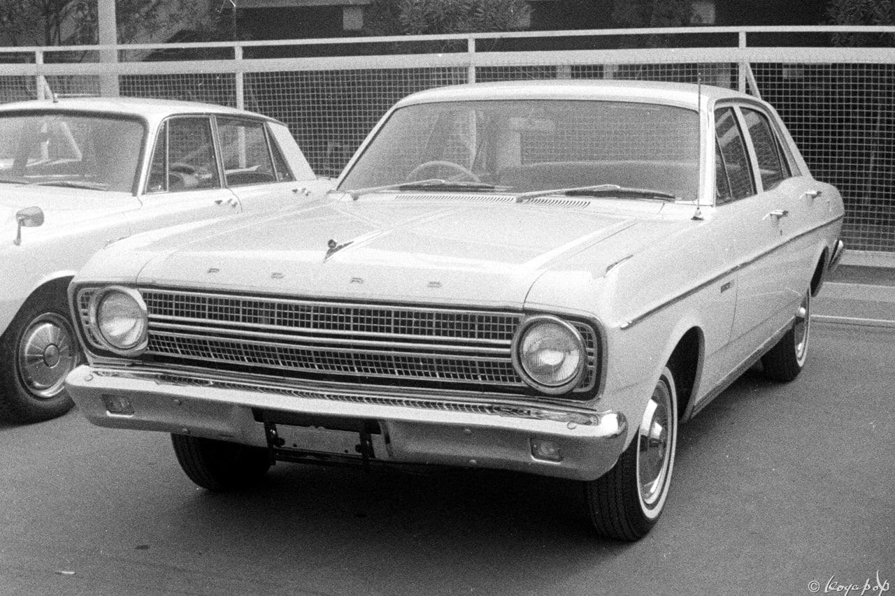 Ford Falcon 1967 オーストラリ...