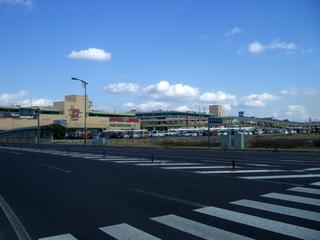 巨大商業施設