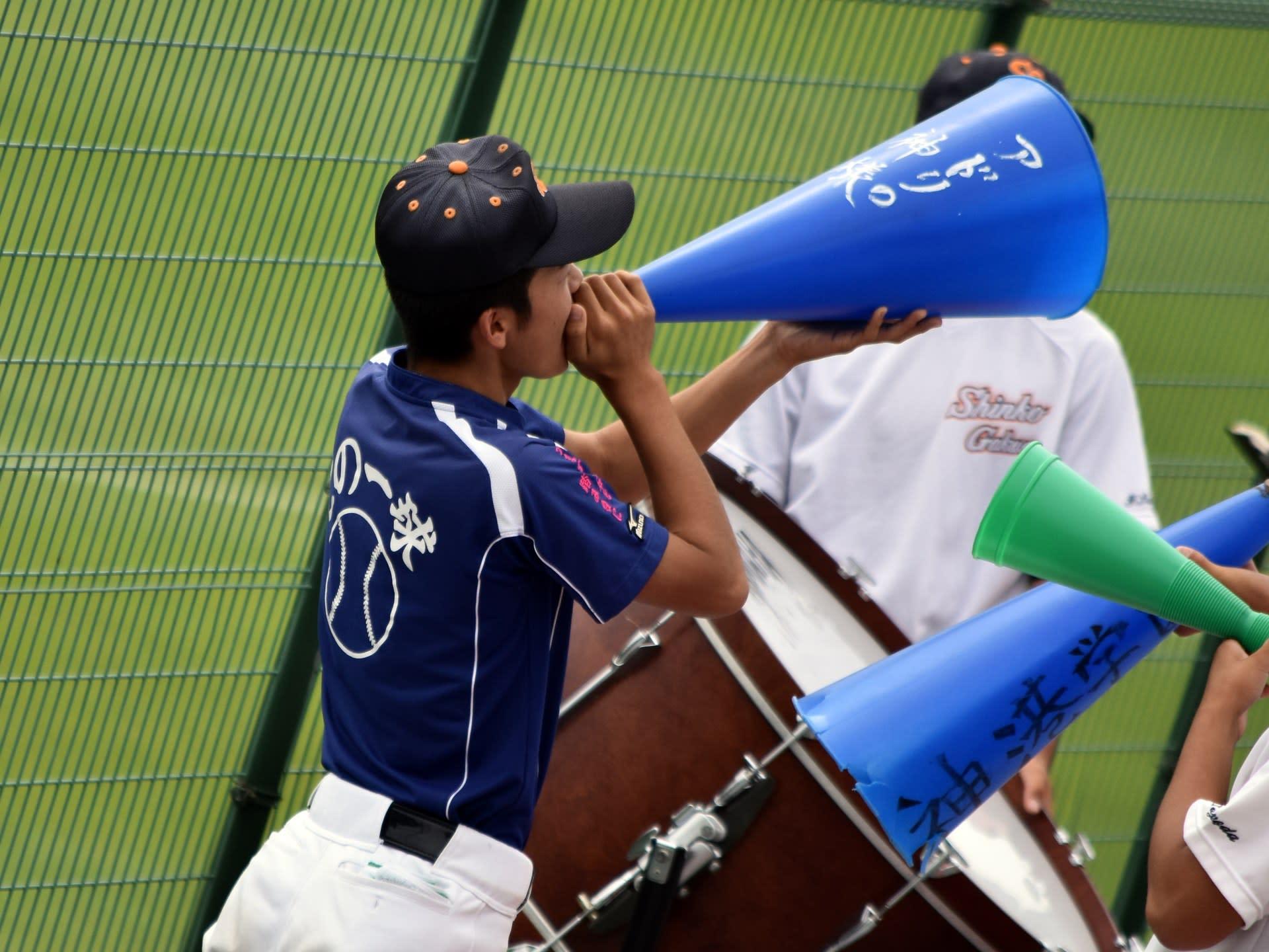 2017 秋季高校野球 兵庫県大会2回戦 神港学園vs滝川第二 前半戦